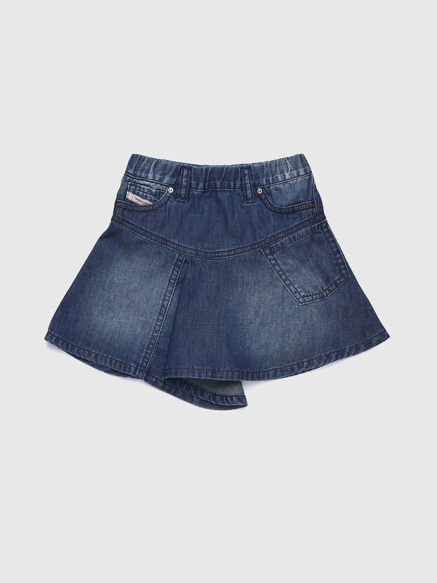 GRINSKIB, Medium blue - Skirts