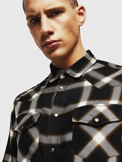 Diesel - S-EAST-LONG-XA,  - Shirts - Image 3