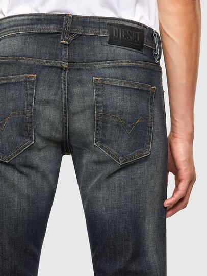 Diesel - Larkee 009EP, Dark Blue - Jeans - Image 3
