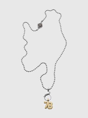 DX1229, Silver - Necklaces