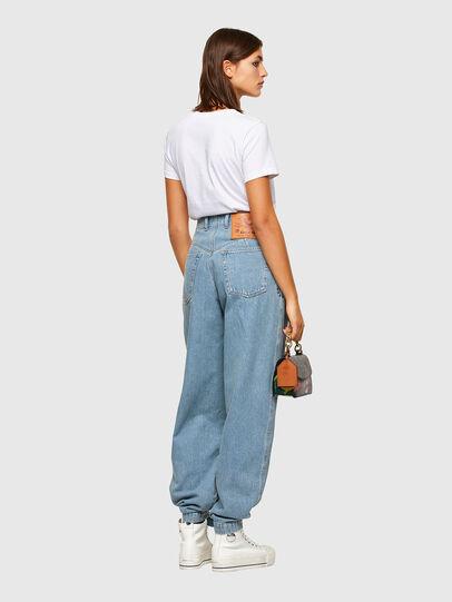 Diesel - D-Concias 009RQ, Light Blue - Jeans - Image 7