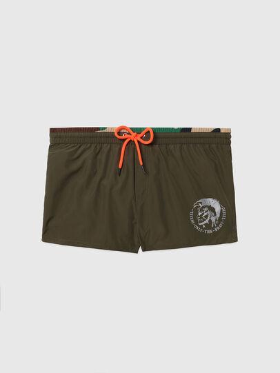 Diesel - BMBX-SANDY 2.017, Military Green - Swim shorts - Image 4