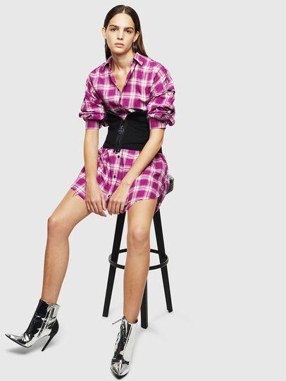 Diesel - D-SAMIA, Violet - Dresses - Image 6