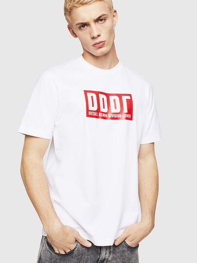 Diesel - T-JUST-A9,  - T-Shirts - Image 1
