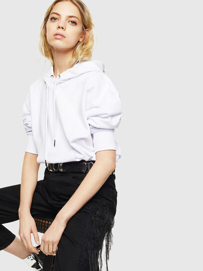 Diesel - S-ALBY-COPY-J1, White - Sweaters - Image 6