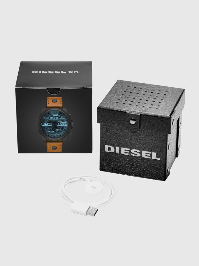 Diesel - DT2002, Brown - Smartwatches - Image 5