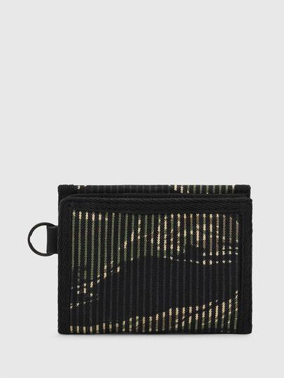Diesel - YOSHI, Black/Green - Small Wallets - Image 2