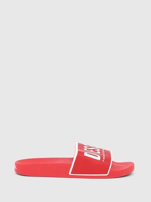 SA-VALLA, Red - Slippers