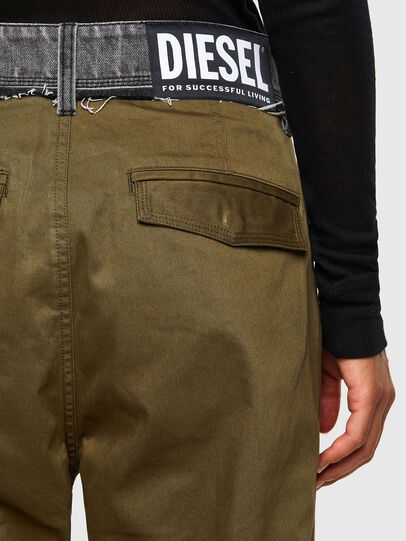Diesel - P-BLACK, Brown - Pants - Image 3