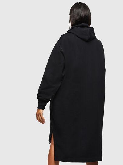 Diesel - D-ILSE-T, Black - Dresses - Image 2