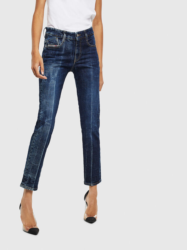 D-Rifty 0092X, Medium blue - Jeans