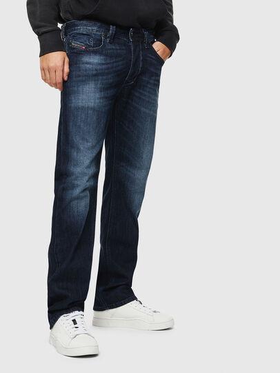 Diesel - Larkee 0095W, Dark Blue - Jeans - Image 1