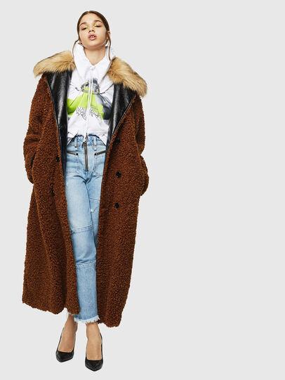 Diesel - L-ASC,  - Leather jackets - Image 8
