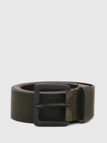 Diesel - B-MOICA, Olive Green - Belts - Image 1