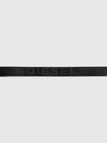 Diesel - B-RING, Black - Belts - Image 4