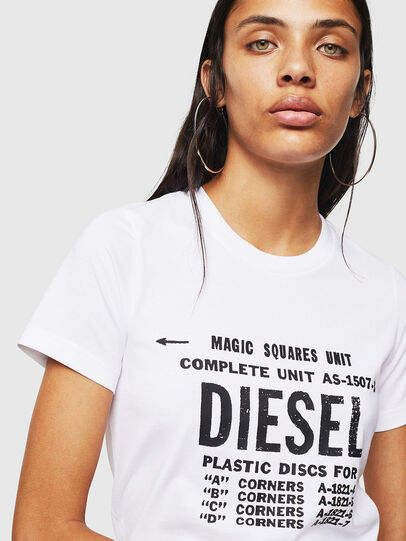 Diesel - T-SILY-ZF,  - T-Shirts - Image 3