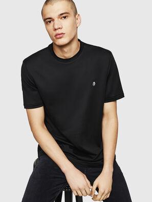 T-JUSTY, Black - T-Shirts