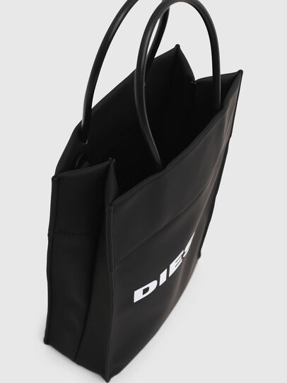 Diesel - SAKETTINO, Black - Shopping and Shoulder Bags - Image 5
