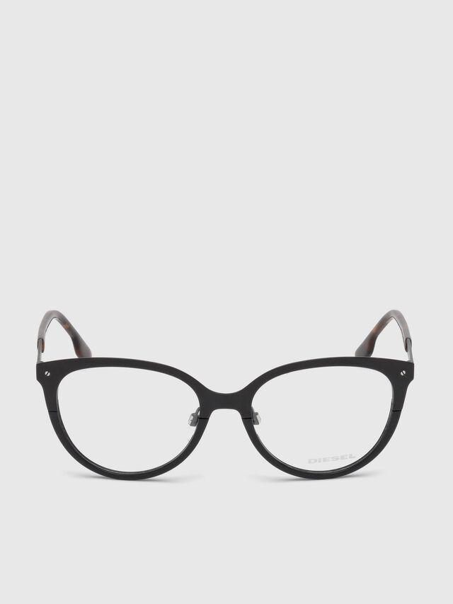 Diesel - DL5217, Black - Eyewear - Image 1