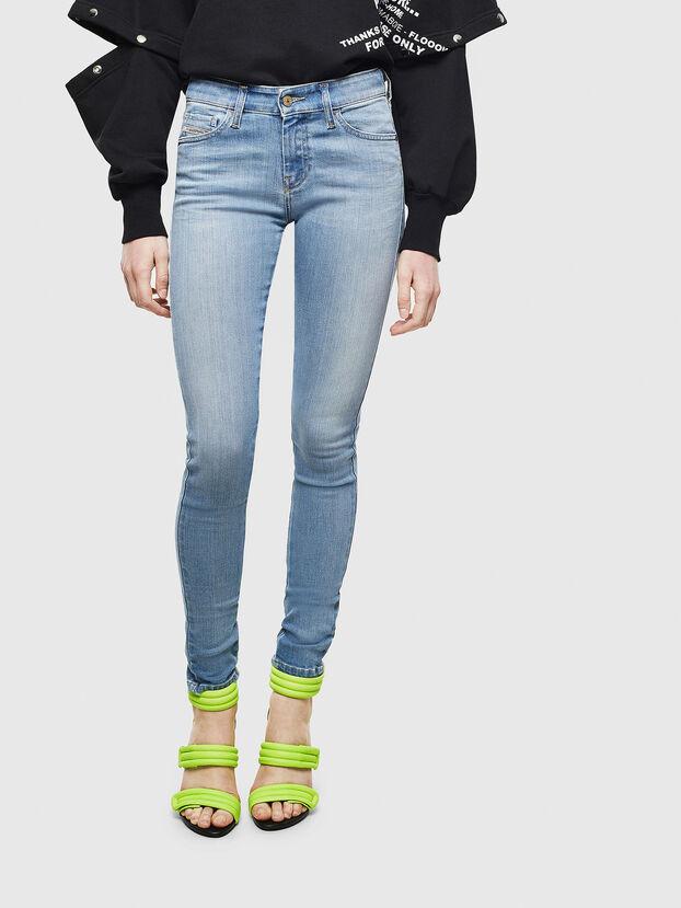 Slandy 0096L, Light Blue - Jeans