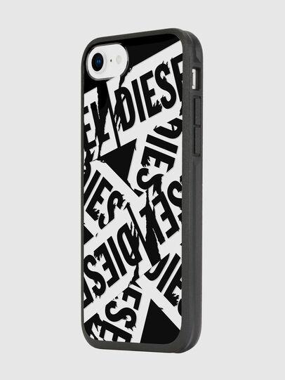 Diesel - MULTI TAPE BLACK/WHITE IPHONE 8/7/6S/6 CASE,  - Cases - Image 5