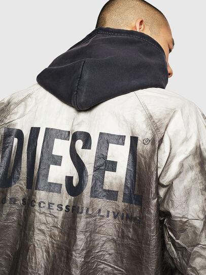 Diesel - J-AKINATOR-TVK, Black - Jackets - Image 5
