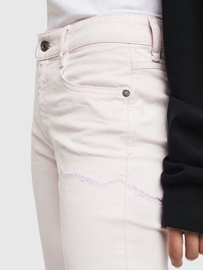 Diesel - D-Rifty 069MS, White - Jeans - Image 4