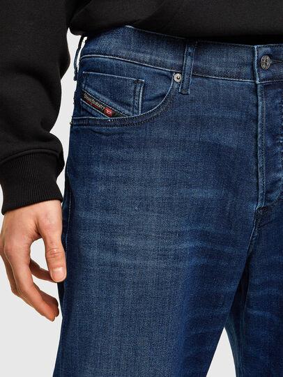 Diesel - D-Fining 069SF, Dark Blue - Jeans - Image 4