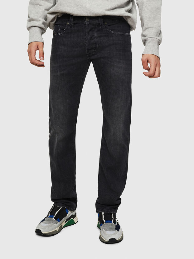 Larkee 082AS, Black/Dark grey - Jeans