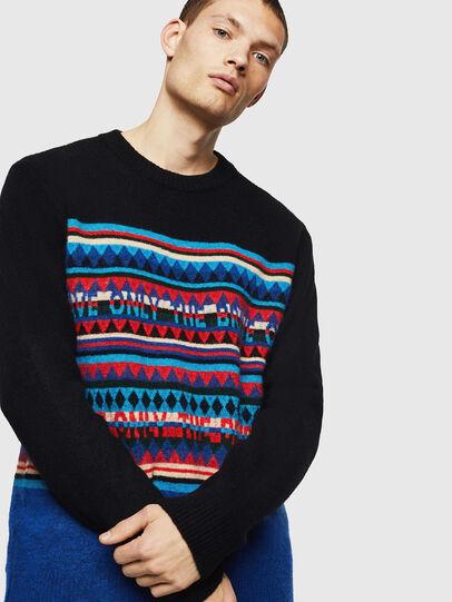 Diesel - K-MICROP,  - Knitwear - Image 4