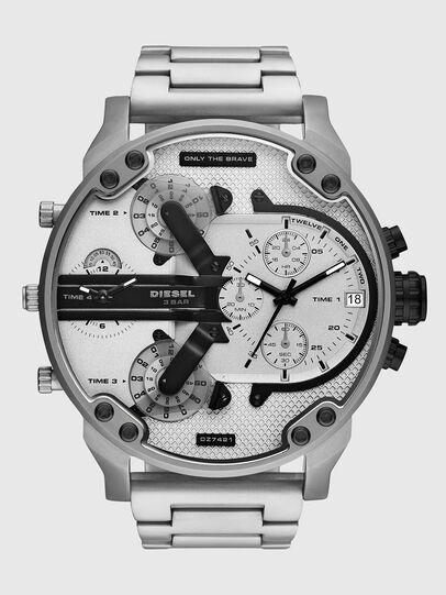 Diesel - DZ7421, Silver/Black - Timeframes - Image 1