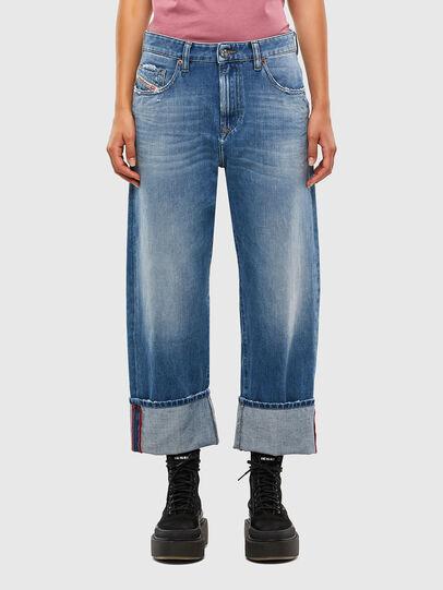 Diesel - D-Reggy 009JX, Light Blue - Jeans - Image 1