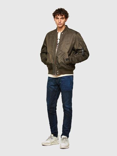 Diesel - D-Strukt JoggJeans® 069TY, Dark Blue - Jeans - Image 6