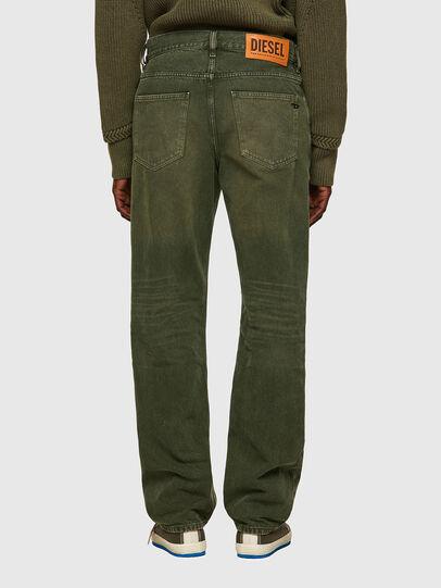 Diesel - D-Macs 09A35, Green - Jeans - Image 2