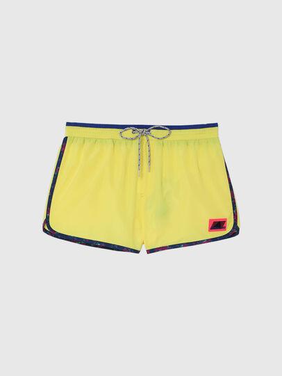 Diesel - BMBX-REEF-30, Yellow - Swim shorts - Image 4