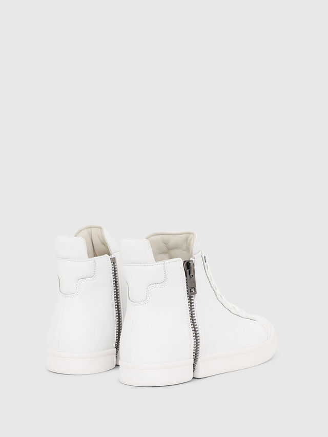 Diesel - S-NENTISH, White - Sneakers - Image 3