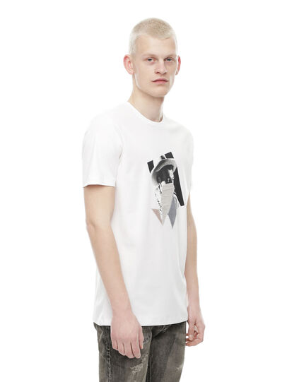 Diesel - TY-PEZZABOY1,  - T-Shirts - Image 3