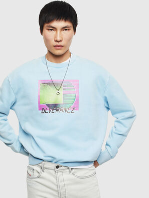 S-BIAY-FLUO, Azure - Sweaters