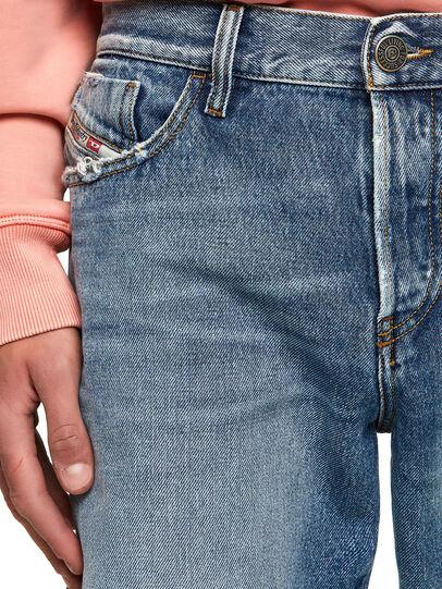Diesel - D-Kras 09A24, Medium blue - Jeans - Image 2