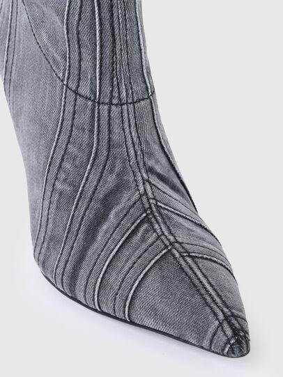Diesel - D-YUCCA AB, Black - Ankle Boots - Image 5