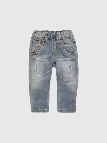 Diesel - FAYZA-NE B-N, Light Blue - Jeans - Image 1