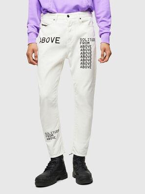 D-Vider 069KT, White - Jeans