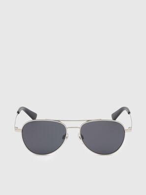 DL0291, Silver/Black - Kid Eyewear