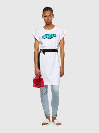 Diesel - D-EASIEL, White - Dresses - Image 5