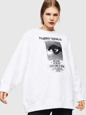 F-AKUA, White - Sweaters