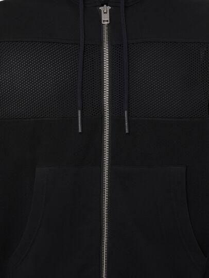 Diesel - K-WORTH, Black - Knitwear - Image 3