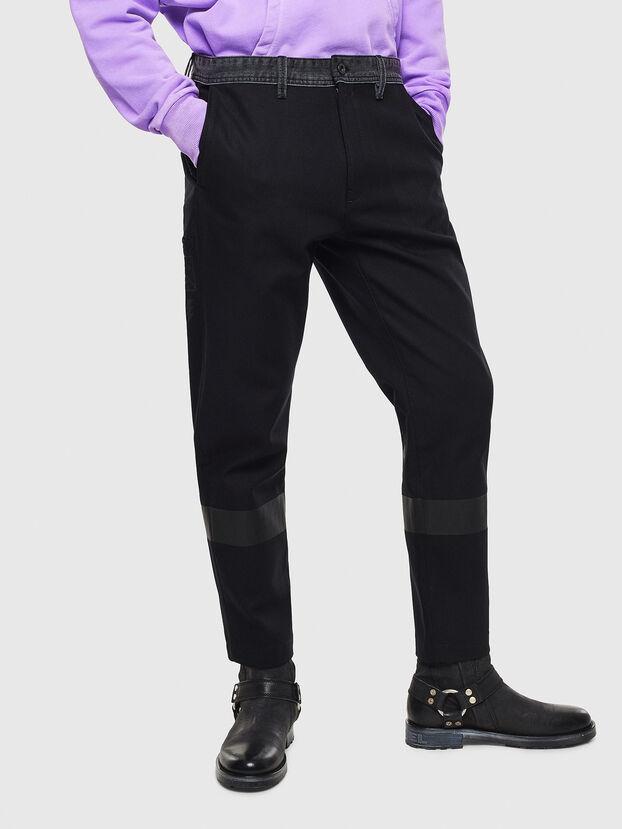 P-KAPP, Black - Pants