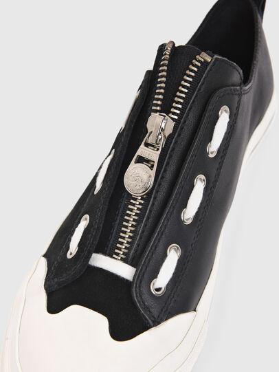 Diesel - S-ASTICO LZIP, Black - Sneakers - Image 4