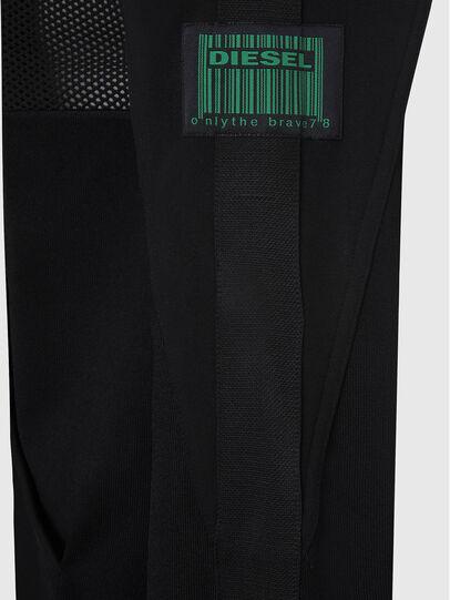 Diesel - K-WORTH, Black - Knitwear - Image 4