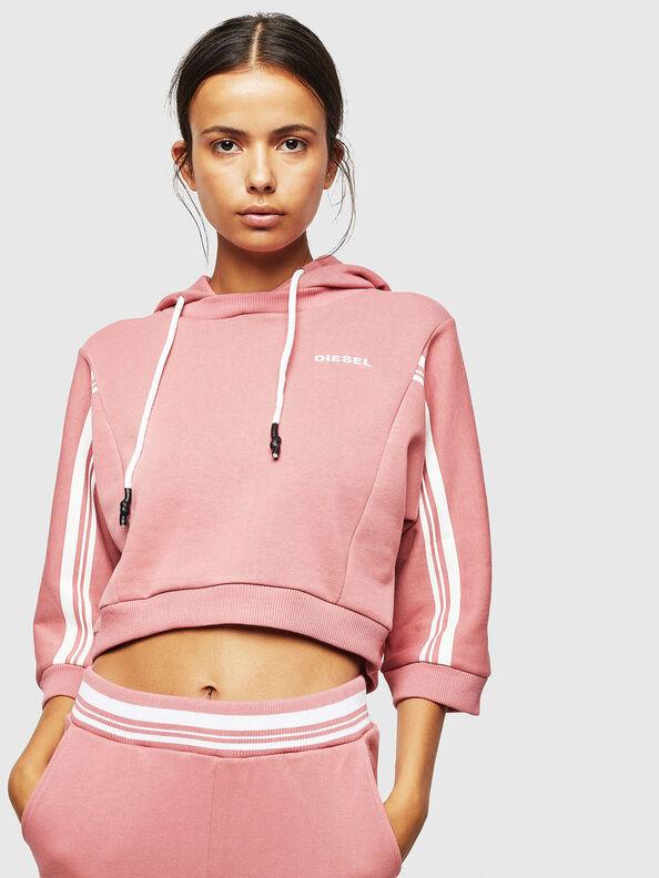 UFLT-VERTIX-CROP,  - Sweaters
